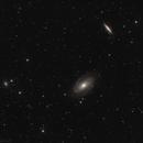 Messier 81,                                Manfred Ferstl
