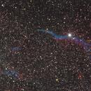 Nebulosa Velo,                                serenovariabile