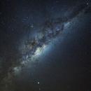 Milky Way with Rho Ophiuchu and Jupiter & Saturn,                                KiwiAstro
