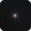 M13: Great Hercules Cluster,                                Marco Failli