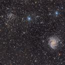 NGC6946 - Fireworks,                                Martin Dufour