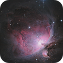 500 seconds on M42,                                Morris Yoder