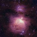 M42 - Orion Nebula,                                mr1337