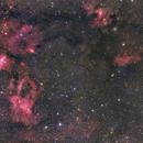 Sh2-155 N7635 M52,                                MakikoSugimura