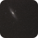 Andromeda Galaxy and a Perseid,                    Onur Atilgan