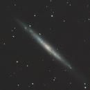 NGC 4244,                                Benny Colyn