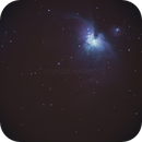 Orion Nebula No3,                                Will Moverley