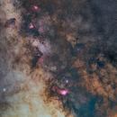 Milky Way around Small Sagittarius Star Cloud,                                João Pedro Marques