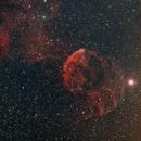 IC443/ LBN 844 Jellyfish nebula,                                Rafael Flores