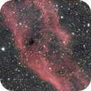 NGC 1499, the California Nebula,                                Kevin Wigell