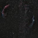 Cygnus Loop LRGB,                                Maciej