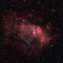 ngc7635(Bubble nebula) Hoo_Ls_RGB,                                *philippe Gilberton