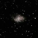 M1 Crab Nebulae,                                  Darktytanus