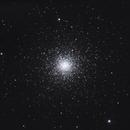 M3 Globular Cluster,                                Muhammad Ali