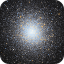M13 the great Hercules Cluster,                                tommy_nawratil