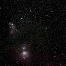 Orion Axis of Nebula,                                Jon Rista