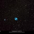 M27 Dumbbell Nebula,                                Lorenzo Daccordo