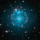 NGC 6543: Cat's Eye Nebula,                                Ruediger