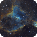 """IC 1805 """"the heart nebula"""",                                Camille COLOMB"""
