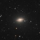 Sombrero Galaxy,                                Ezequiel