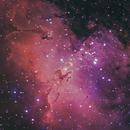 Messier 16 - The Eagle Nebula,                                John Michael Bellisario