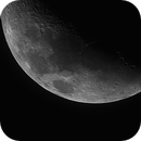 First light: Moon-Meade 80ED triplet-Celestron NexImage5,                    Adel Kildeev