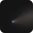 "C/2020 F3 ""Neowise"" meets the ""Needle-Galaxy"",                                Michael S."