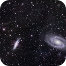 M81 and M82 region,                                mwil298