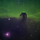 Horsehead nebula & NGC2023,                                jihongc