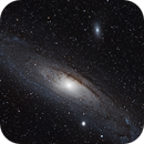 M31 - Andromeda Galaxy,                                PatrickH