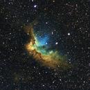 NGC 7380 aka The Wizard,                                Jeffrey Geiss