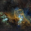 NGC 3603 - NGC 3576,                                Renan