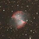 M 27 - Dumbbell Nebula (07 Aug 2020),                                Bernhard Suntinger