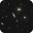 Hickson 44 galaxy cluster,                                Barry Wilson