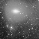 Sombrero Galaxy (Deep),                                KuriousGeorge