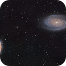 M81 and M82 Reprocessed,                                Pianoplayer55