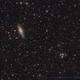 NGC7331, Stephan's Quintet [Drizzled x2],                                  Vincent Bchm