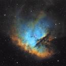 The Pacman Nebula NGC 281,                                  Bogdan Jarzyna