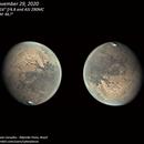 Mars - November 29, 2020,                                Fábio
