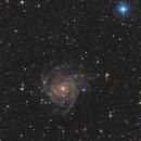 "IC342 ""Hidden Galaxy"",                                Nightsky_NL"
