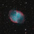 M27 Dumbbell Nebula,                                Mathias Radl