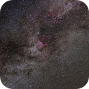 NGC 7000+ic1318+ic1396 Widefield,                                Marco Lunardo