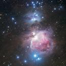 M42 & NGC1999,                                  Marcus Wögerer