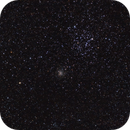 M35 e NGC 2158,                                Salvatore Cozza
