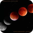 Super Bloodmoon Total Lunar Eclipse,                                  Michael Southam