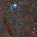 M45 & Hyades,                                Philippe BERNHARD