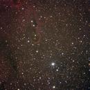 IC 1396 - Elephant's trunk nebula,                                neptun