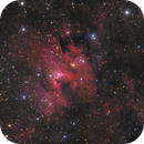 Sh2-155 Cave Nebula – 2018,                                  Peter Folkesson