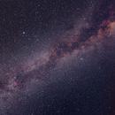 Voie Lactée près d'Espinasse (Auvergne),                                Cedric