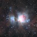 M42/NGC1999,                                Landon Boehm